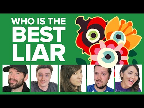 Who is the BEST LIAR? Jackbox Fibbage: Enough About You in Challenge of the Week!