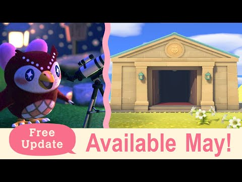 Animal Crossing 2.0 Update! NEW SHOPS?! Uncovered For May Update?! (ACNH New Horizons 2.0 Update)