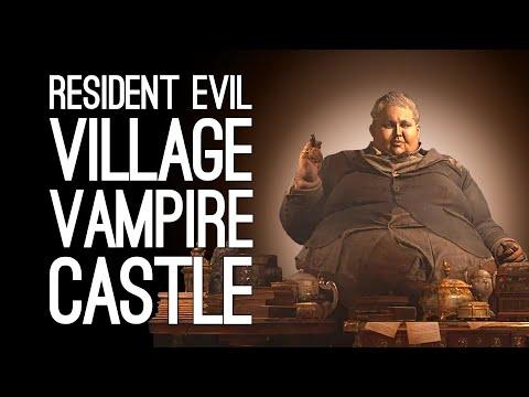 Resident Evil 8 Village: VAMPIRE CASTLE! (Resident Evil 8 Castle Demo)