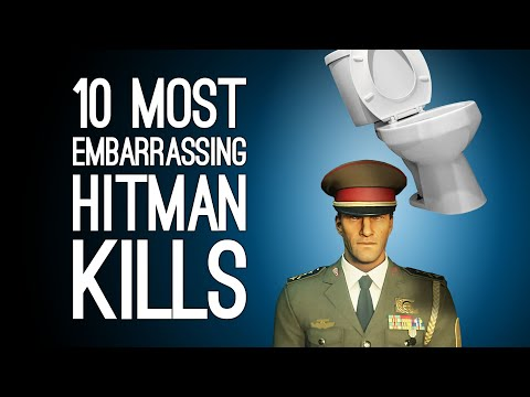 10 Most Embarrassing Hitman Kills You Don't Want in Your Obituary