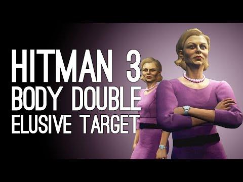 Hitman 3 BODY DOUBLE Elusive Target! Hitman 3 New Zealand Elusive Target The Politician