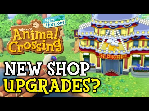 HUGE FEATURES For NEW Animal Crossing Update 2.0 Could Happen!