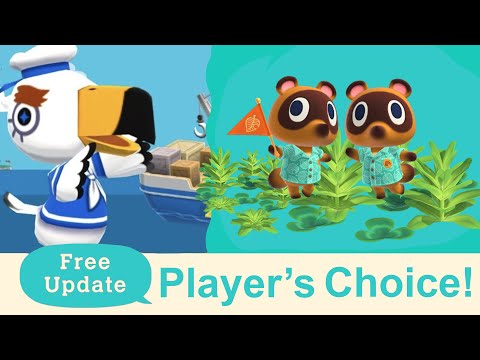 Animal Crossing 2.0 Update: YOU Need These! (ACNH New Horizons 2.0 Update)
