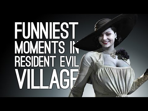 10 Funniest Moments in Resident Evil Village, Secret Comedy Game of the Year
