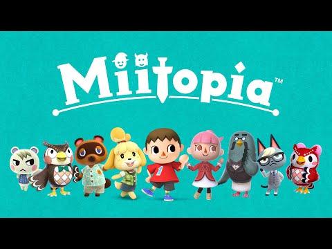 Animal Crossing Story Mode! - Miitopia Switch (Nintendo Switch Gameplay Walkthrough FULL GAME)
