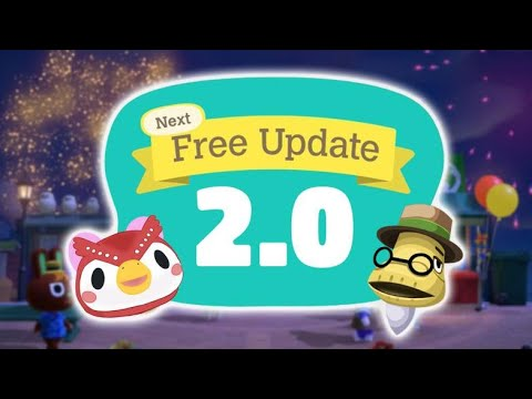 Two HUGE Animal Crossing Update Coming At E3 2021?! (Animal Crossing 2.0 Update New Horizons)
