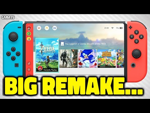 Nintendo Switch BIG REMAKES Coming...
