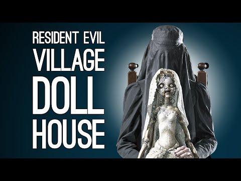 Resident Evil Village Episode 3! TERRIFYING DOLL HOUSE NIGHTMARE