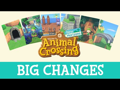These CHANGES Can FIX Animal Crossing New Horizons!! (New Animal Crossing Update 2.0 Changes)