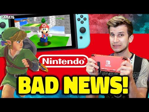 NEW DRAMA! Nintendo Switch Bad News Hits AGAIN...