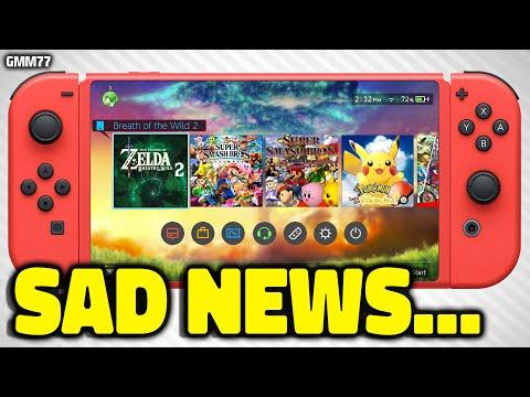 Nintendo Switch SAD NEWS Just Dropped Now...