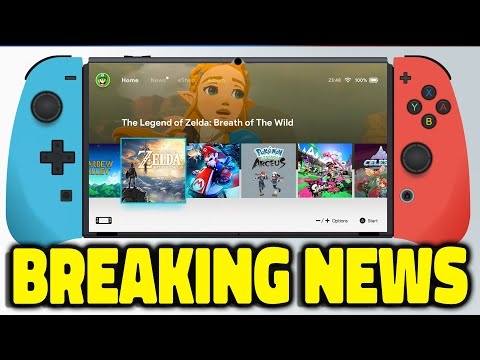 Nintendo Switch Pro Coming Today...HUGE NEWS!
