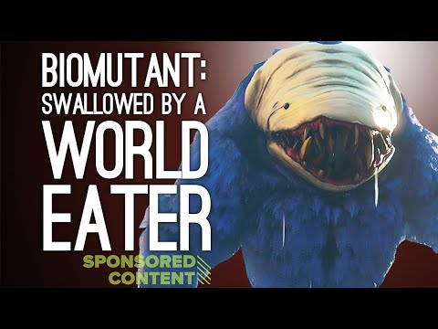 Biomutant Episode 2: SWALLOWED BY A WORLD EATER - Biomutant Mondays (Sponsored Content)