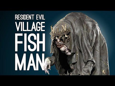 Resident Evil Village Episode 4! NO THANK YOU FISH MAN