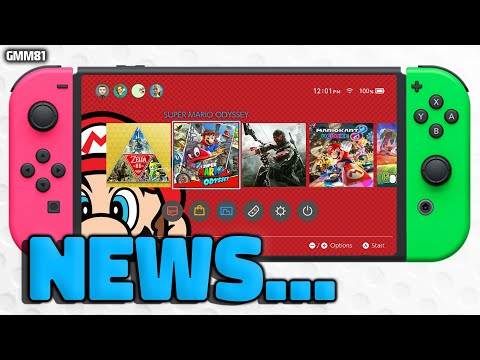Nintendo Switch MORE NEWS And E3 Games...