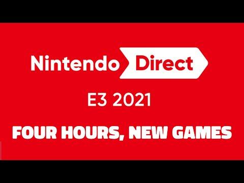 NINTENDO DIRECT E3 2021! Full Nintendo Switch Show Confirmed + ALL DETAILS!
