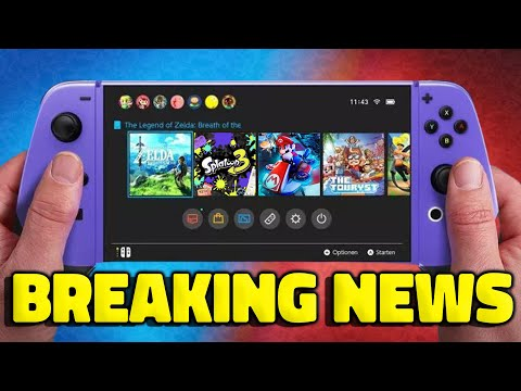 Nintendo Switch Pro FINAL Countdown + Discussion...