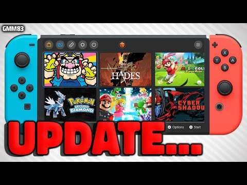Nintendo Switch BIG NEWS Update...
