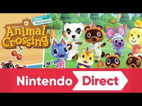 Animal Crossing Update Chaos...