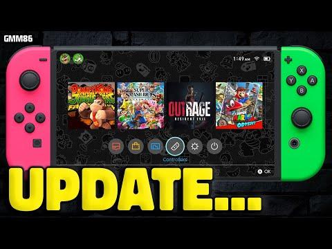 Nintendo Switch STRANGE NEWS Just Happened...