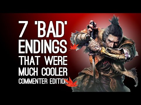 7 Bad Endings That Were Undeniably Cooler: Commenter Edition