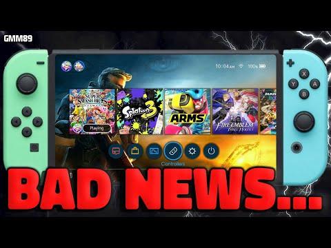 Nintendo Switch BAD NEWS Just Hit...