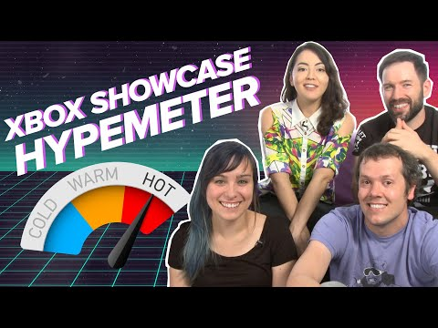 Xbox & Bethesda Showcase HYPEMETER LIVE 🔥   Xbox & Bethesda Showcase Reaction Stream