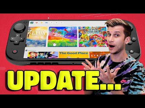 Nintendo Switch Pro NEW INFO HEATS UP...
