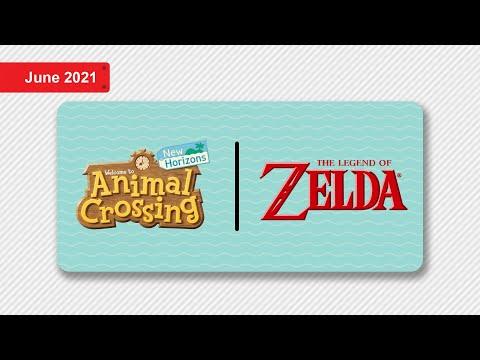 Animal Crossing Update x The Legend of Zelda...