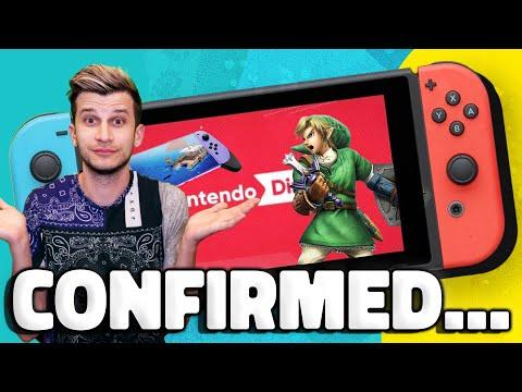 Oops! Nintendo Switch