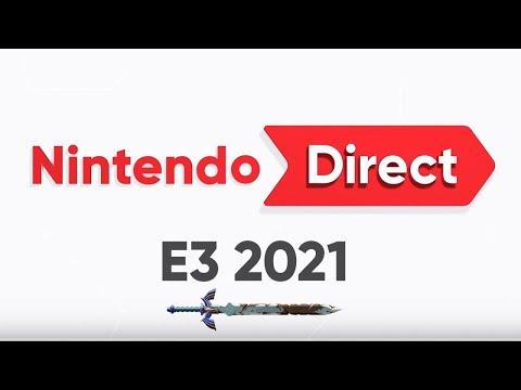 Nintendo Direct | E3 2021 LIVE