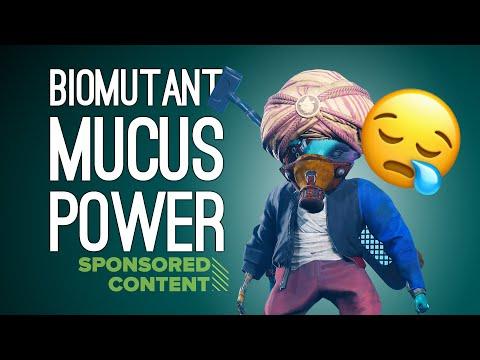 Biomutant Episode 4: UNLOCKING MUCUS POWER - Biomutant Mondays (Sponsored Content)