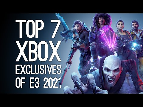 E3 2021: Top 7 Xbox Exclusives That Prove Xbox is Back