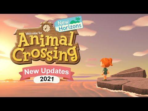 CONFIRMED! New Animal Crossing Update Coming...