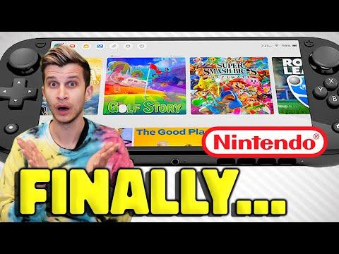 Nintendo RESPONDS To Switch Pro Rumors...