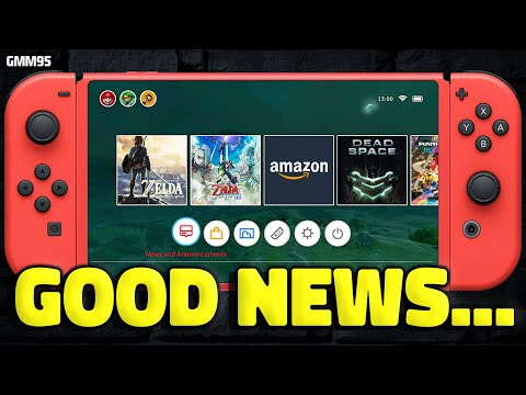 Nintendo Switch MORE GOOD NEWS Just Happened...