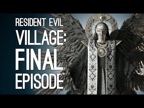 Resident Evil Village Final Episode! SHOWDOWN WITH MOTHER MIRANDA! (Episode 7)