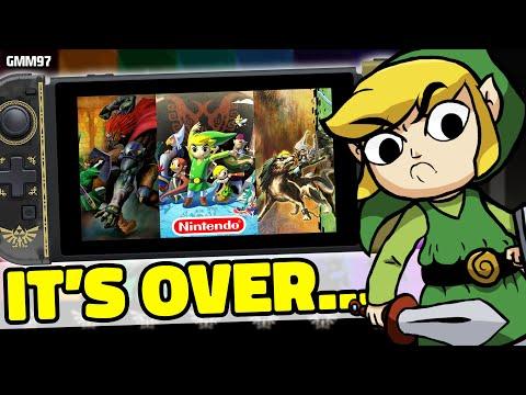 Did Nintendo SCREW UP Zelda 35th Anniversary on Switch?!
