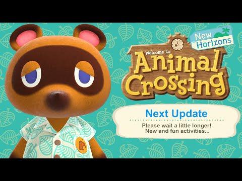 Animal Crossing Update Mess...