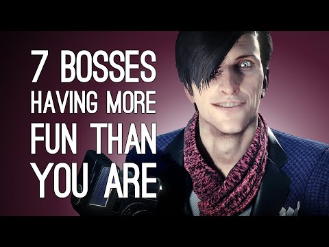 7 Bosses Who Were Having Way More Fun Than You Were