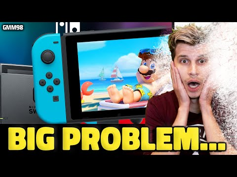 Nintendo BIG PROBLEM?! Switch Games Aren't Finished...