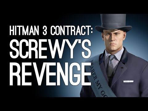 Hitman 3 SCREWY'S REVENGE!   Mike Plays Jane's OX Featured Contract in Hitman 3