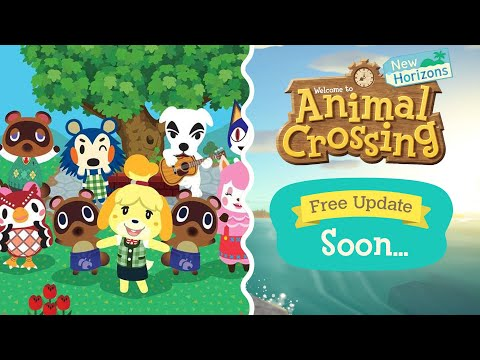 They Don't Believe A New Animal Crossing Update Is Coming...