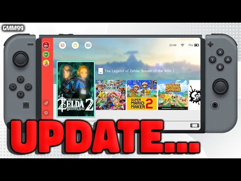 New Nintendo Switch CODENAME LEAKS Just Now...