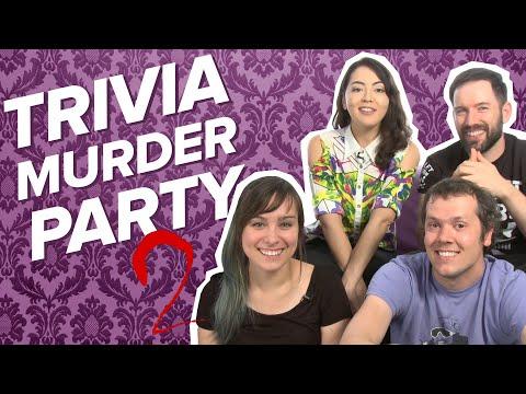 THE MURDER HOTEL RETURNS   Jackbox Trivia Murder Party 2 in Challenge of the Week