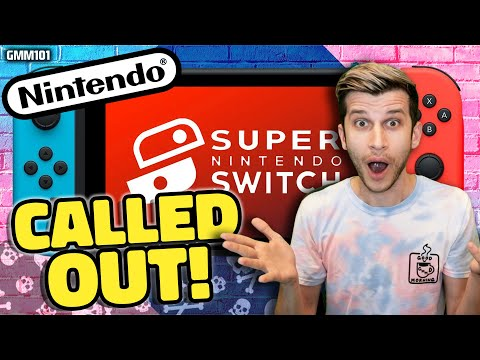 Nintendo CALLED OUT By Switch Devs on Switch Pro!