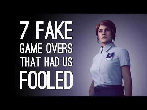 7 Fake Game Overs That Had Us Totally Fooled