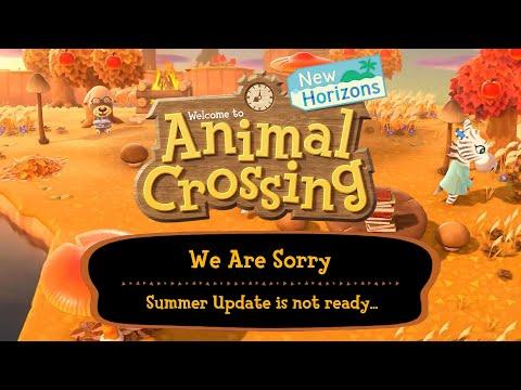 Animal Crossing New Horizons Just Screwed Up...