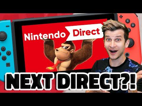 New Nintendo Switch Direct Rumors HEAT UP...