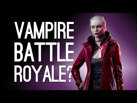 Battle Royale with Vampires! And It's Good? - Vampire The Masquerade: Bloodhunt Gameplay